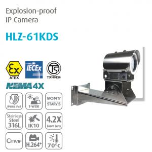 Camera chống ăn mòn HLZ-61KDS