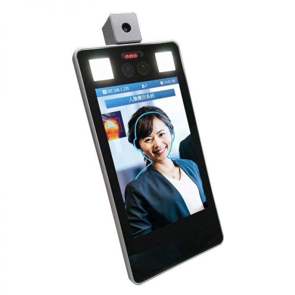 Facial Recognition with Temperature and Mask Detection Pegasus PFA-2020 - Made in Taiwan