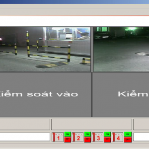 Parking Management Software S-Parking with ALPR