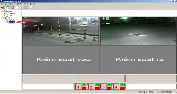 Parking Management Software S-Parking with ALPR